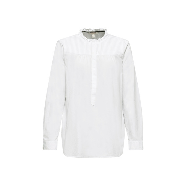Esprit WCA Women Blouses woven long sleeve
