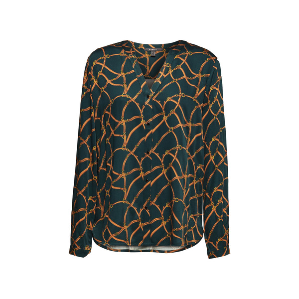 Collection Women MAINLINE Women Blouses woven long sleeve