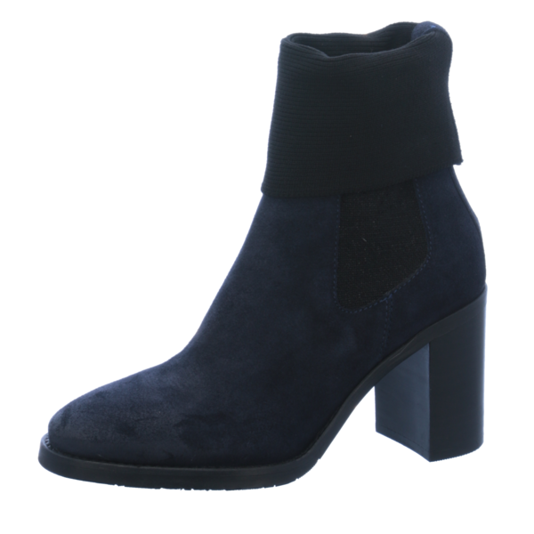 Hilfiger Shoes KNITTED SOCK HEELED BOOT SUEDE