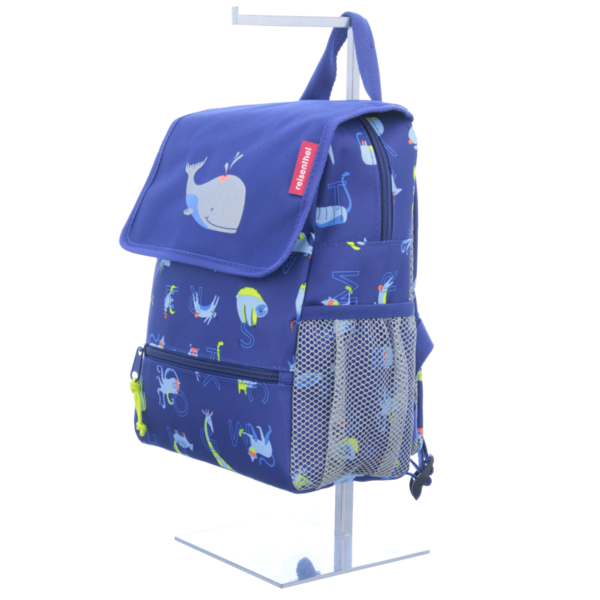 Backpack kids abc friends