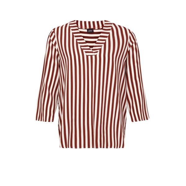 S. O Red Label Women BLUSE 3/4 ARM