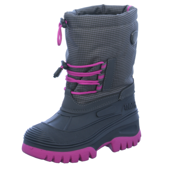 KIDS AHTO WP SNOW BOOTS